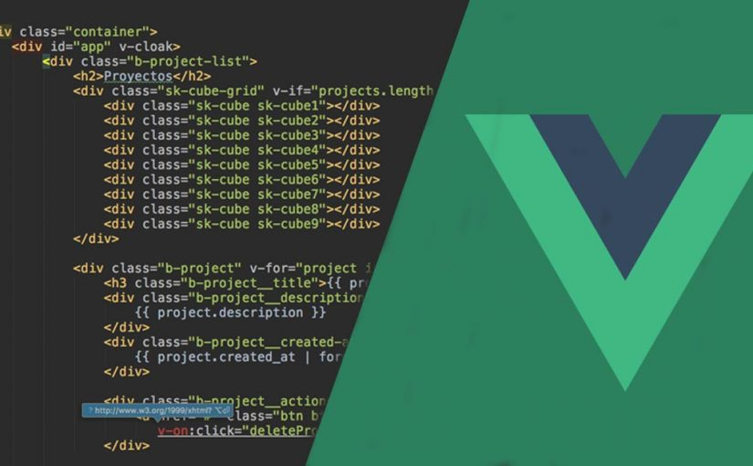 Vue.js, el framework progresivo que llegó para quedarse